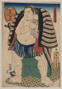 Lutador de sumo