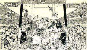 Torneio de sumo