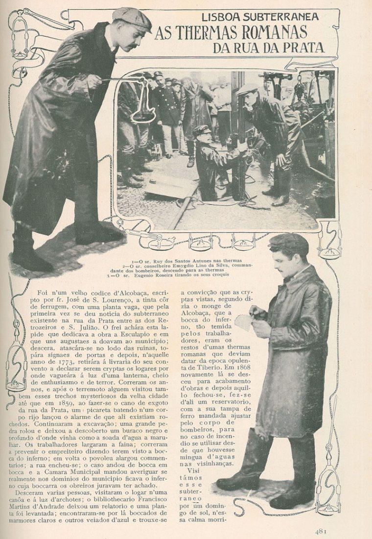 Artigo 18 de Outubro de 1909