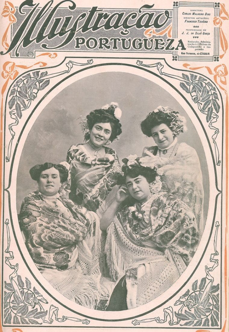 Capa 17 de Maio de 1909