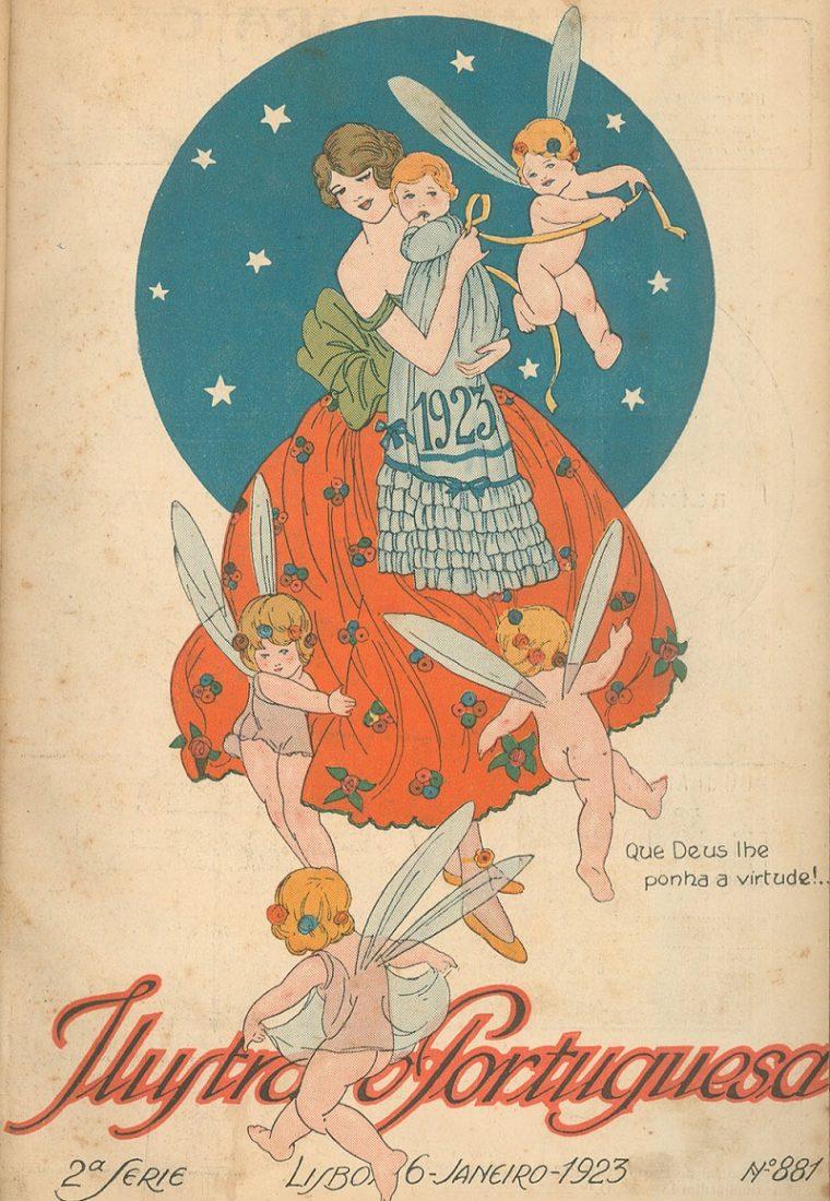 Capa 6 de Janeiro de 1923
