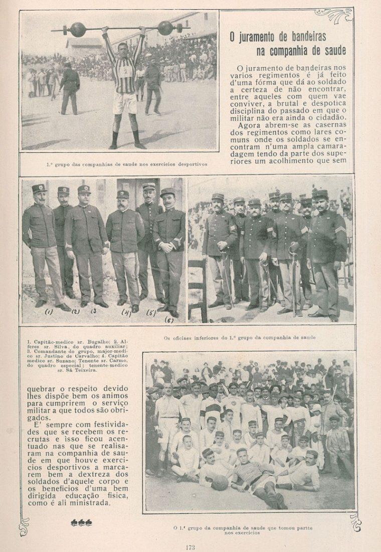 artigo 11 de Agosto de 1913