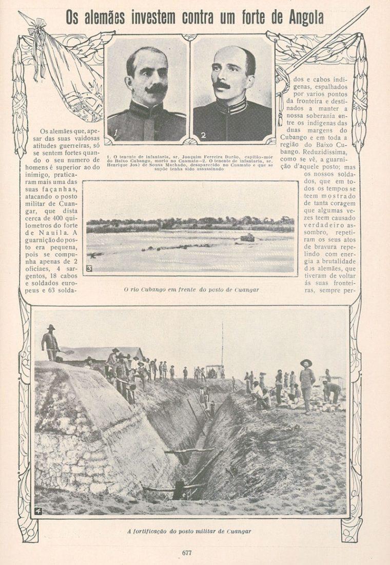 artigo 30 de Novembro de 1914