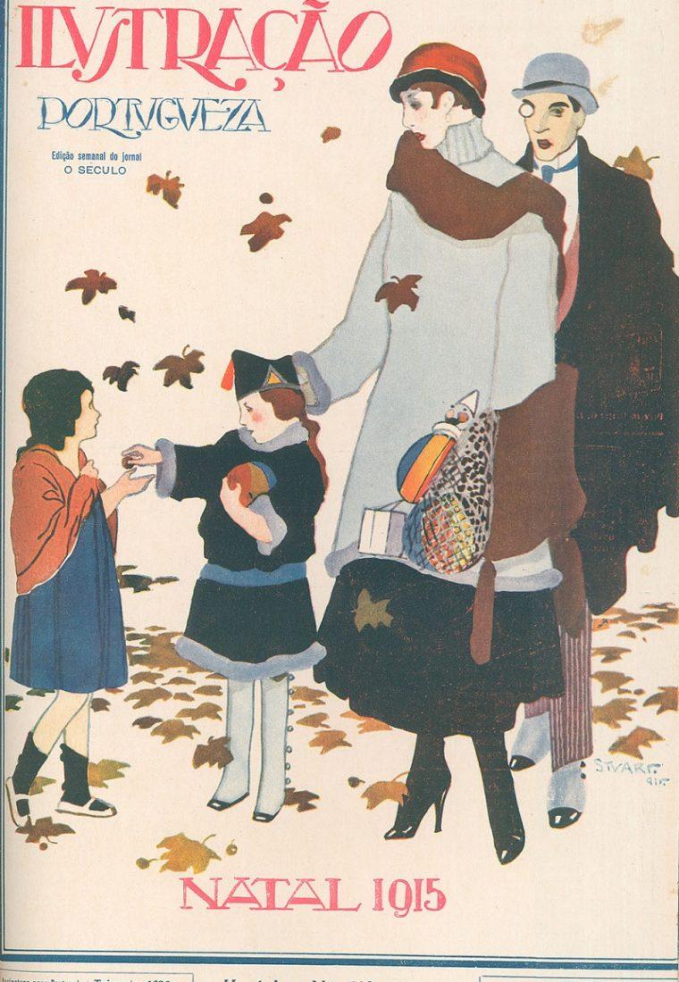capa 20 de Dezembro de 1915