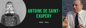 Antoine Saint Exupéry